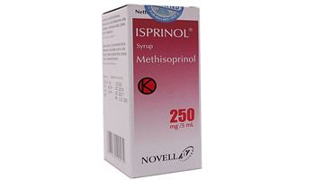 ISPRINOL SIRUP 60 ML