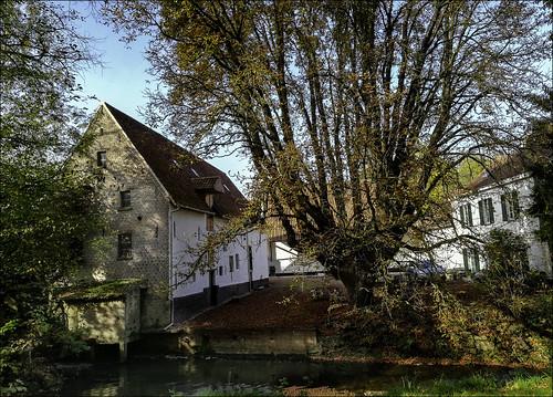 Le moulin de Loonbeek