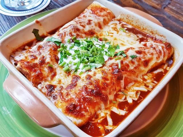 Enchiladas Chicken