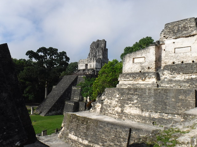 Main Plaza, Temple and Palace, Tikal