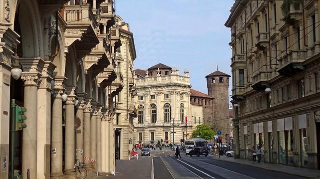 Torino - da Via, Sony DSC-HX50