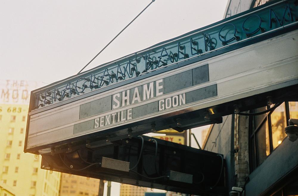 BTS: SHAME