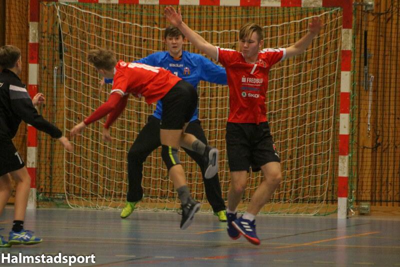 USM Halmstad Handboll pojkar 14