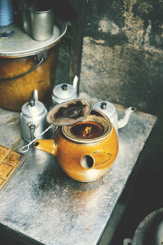 Cà phê Vợt của Sài Gòn xưa
