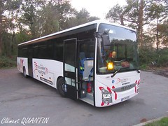 IVECO BUS Crossway Pop - 4488 - Citram Aquitaine - Photo of Galgon