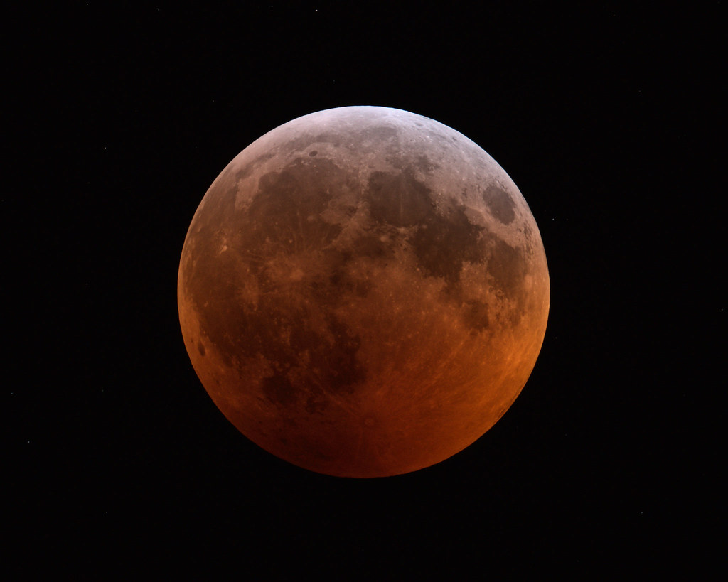 Total Lunar Eclipse 2019-01-20