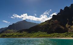 Na Pali Küste Kauai Hawaii