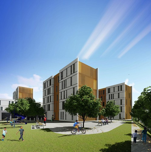 12.12.18 Projeto REURB, de habitação eco-social, concorre a prêmio do CAU-AM.