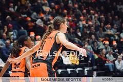 Valencia Basket - Quesos El Pastor (paloma navarro)