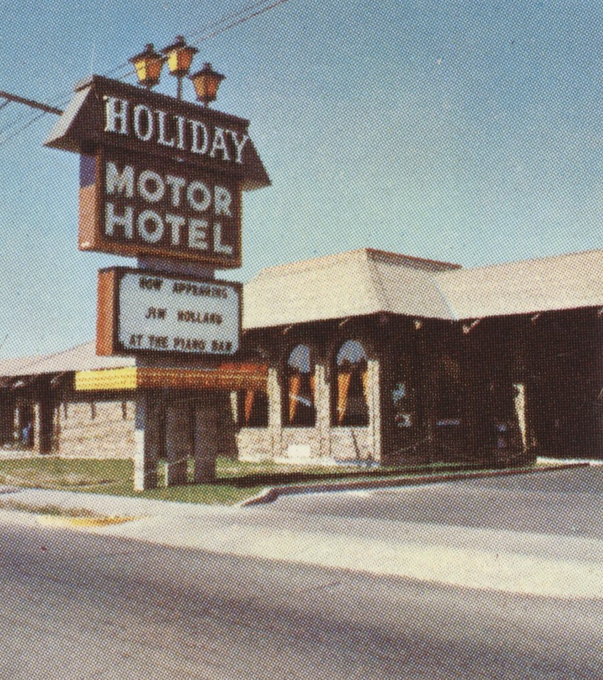 Holiday Motor Lodge - Yakima, Washington