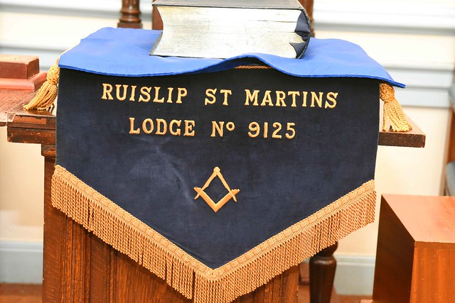Ruislip St Martins Lodge, No. 9125