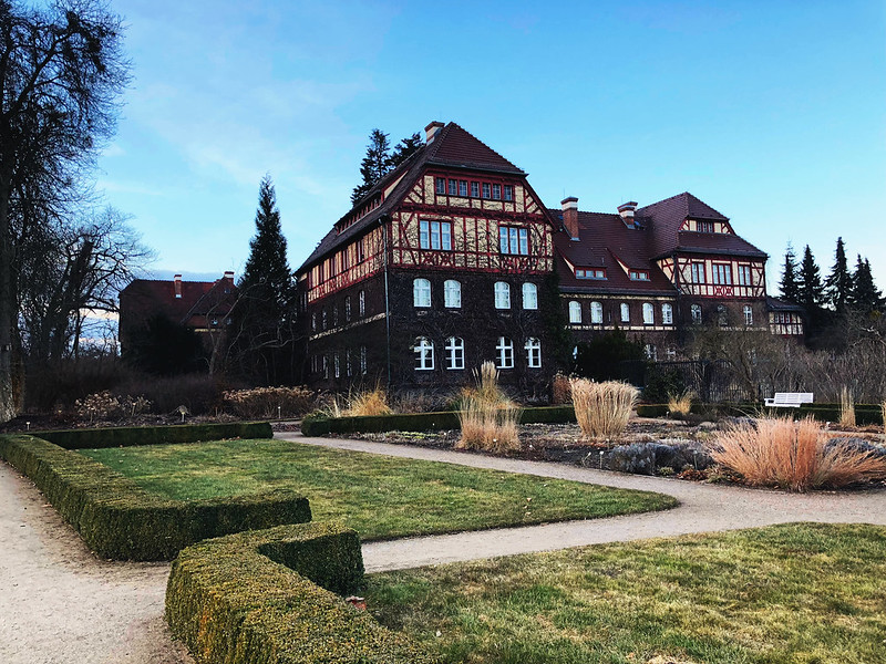Berlin-Dahlem Botanical Garden and Botanical Museum, Berlin, Germany