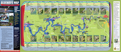 Knoxville Blueways Map_West