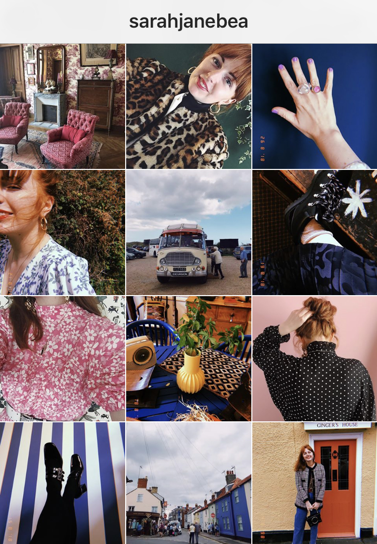 DISTRICT F — INSPIRATIONAL INSTAGRAM BLOGGERS (STYLE, FASHION) блш89