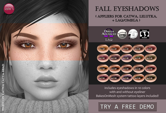 Fall Eyeshadows for TLC