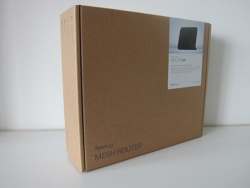 Synology Mesh Router MR2200ac - Box
