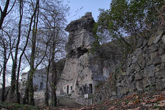 Les grottes de Perrier. - Photo of Coudes