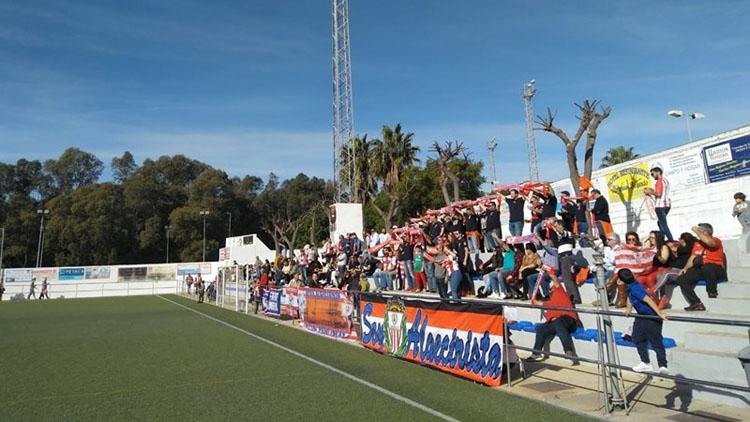 El Algeciras CF consigue un empate que sabe a poco en Conil