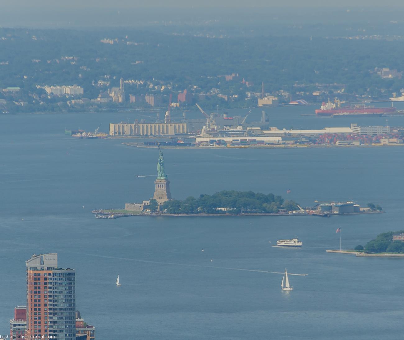 Нью-Йорк_Empire State Building-63