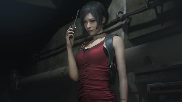 Resident Evil 2 - Ada Front Dress