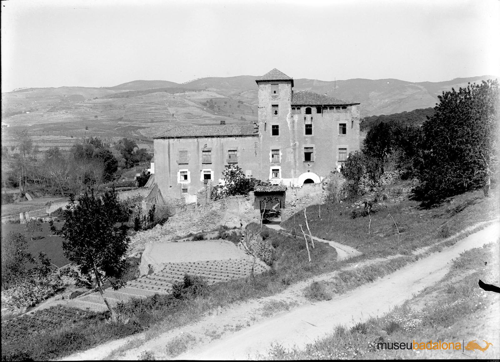Canyet a principi del segle XX