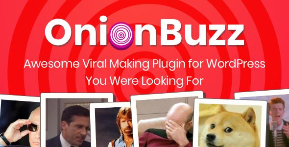 OnionBuzz v1.25 – Viral Quiz Maker for WordPress