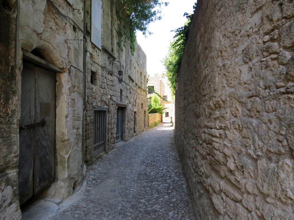 Средневековые улицы