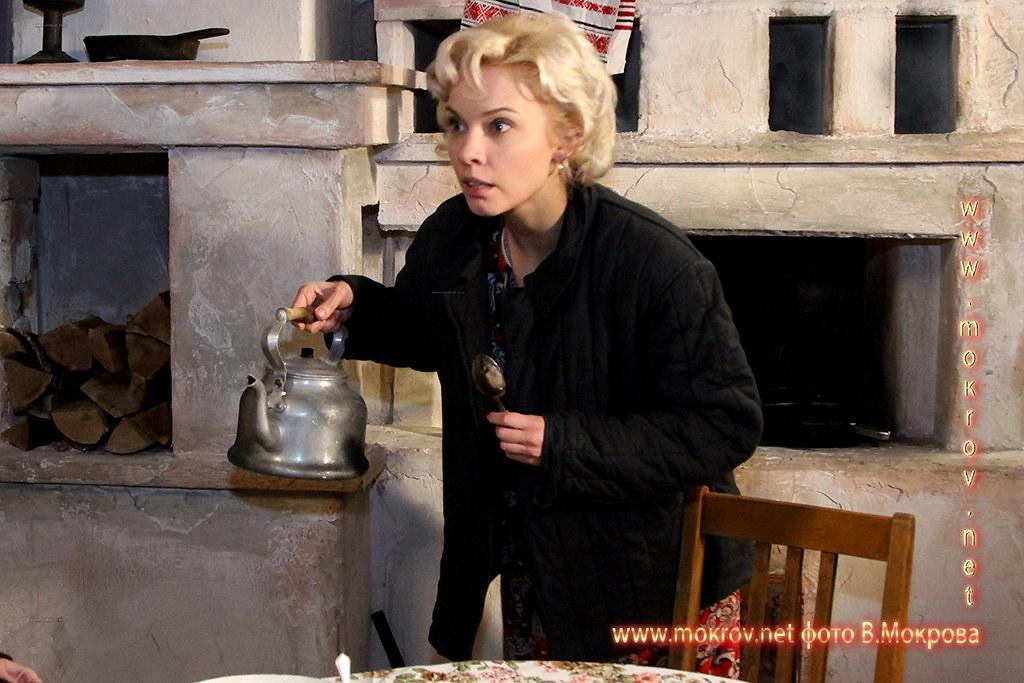 Актриса - Стрельникова Полина роль Катя в телсериале «Декабристка»