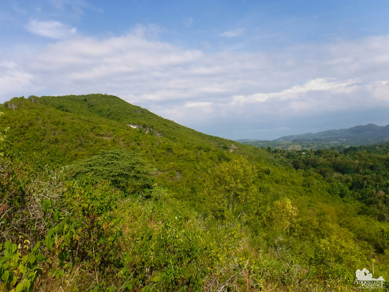 Barili mountain scenery
