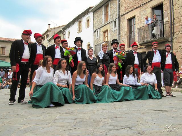 Alpens, Festa de la Dansa Alpensina 2013