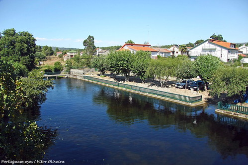 Praia Fluvial de Lajeosa do Mondego - Portugal 🇵🇹