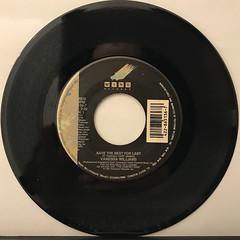 VANESSA WILLIAMS:SAVE THE BEST FOR LAST(RECORD SIDE-A)