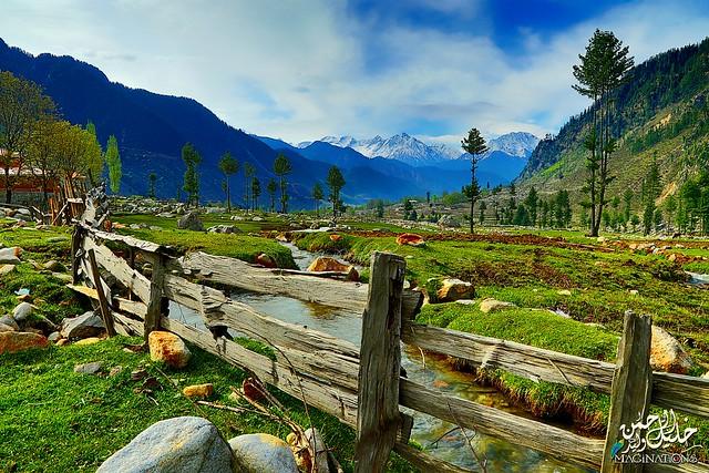 Kumrat Valley, Kp, Pakistan.