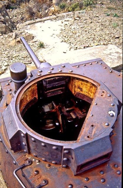 Dins la torreta Skoda / Inside the Pz-38(t)