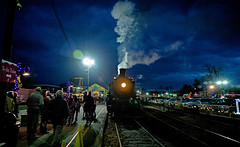 Essex Steam Train and North Pole Express