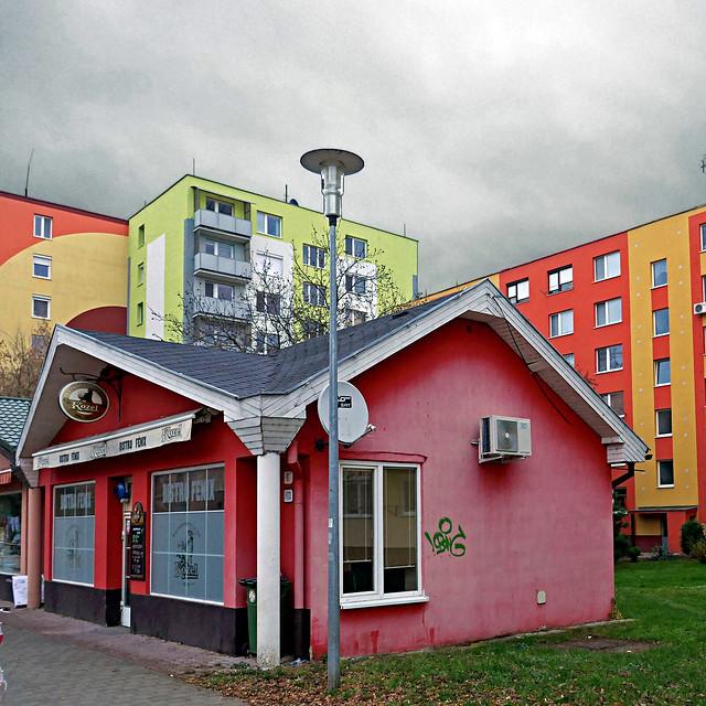 Nové Zámky, Slovakia - Bistro Fénix