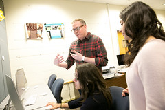 "Bryan Meszaros '00 Teaches Exclusive ""Experience Design"" Workshop"