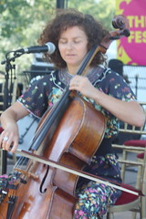 Klezmer in the Park (2018) 03 - Fran & Flora
