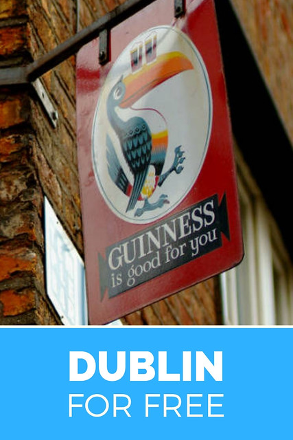 Dublin for free, Dublin on a budget | Mooistestedentrips.nl