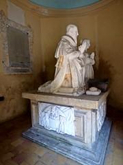 Le tombeau du duc de Sully et son épouse...Nogent Le Rotrou