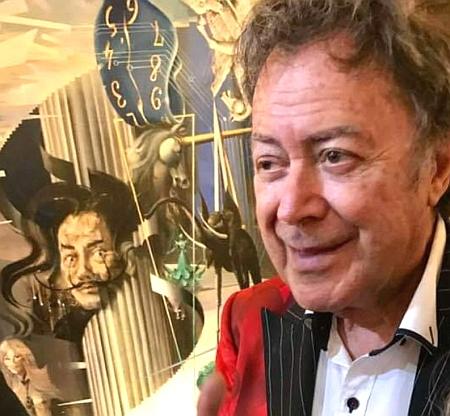 Charles Billich Hommage to Salvador Dali Nov 2018