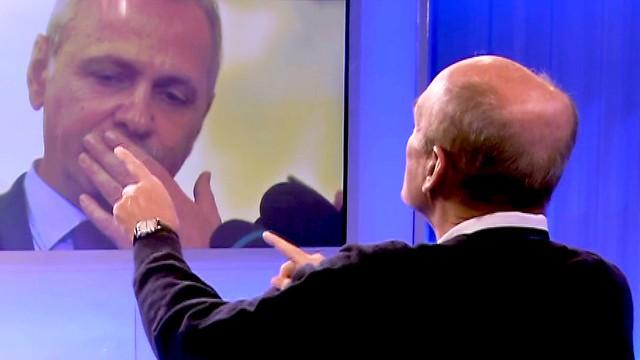 Cristian Tudor POPESCU despre DRAGNEA si scandalul VALIZA 8 noiembrie 2018 HD 1080p