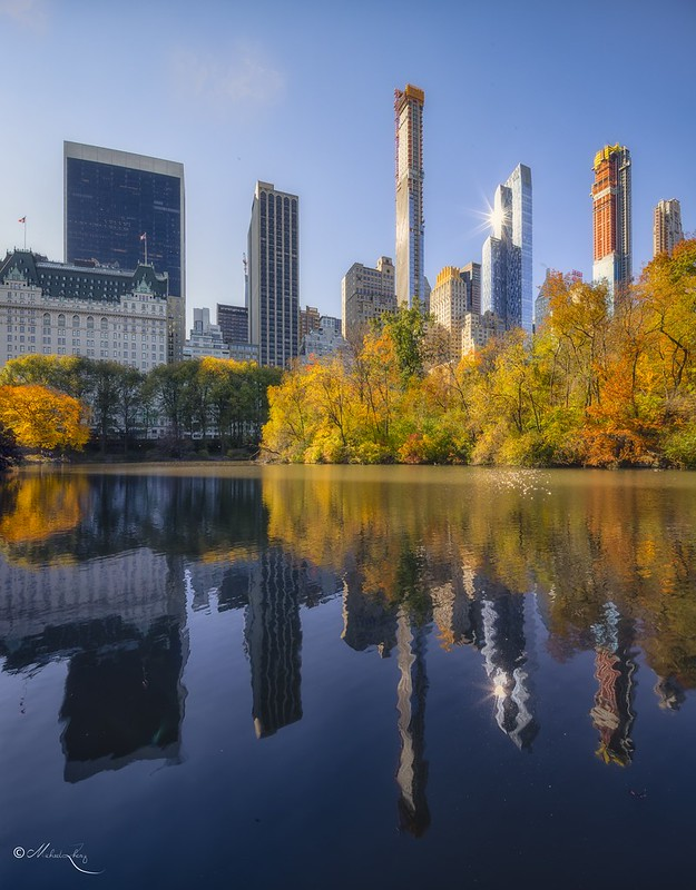 Fall Colors in Central Park #3
