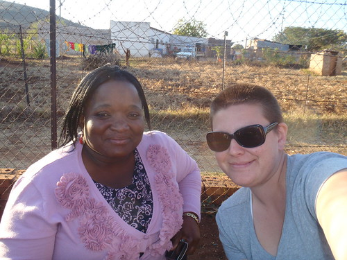 Me and my Peace Corps host mom (2013). Catherine Cottam: #VolunteerAbroadBecause It Will Shape You