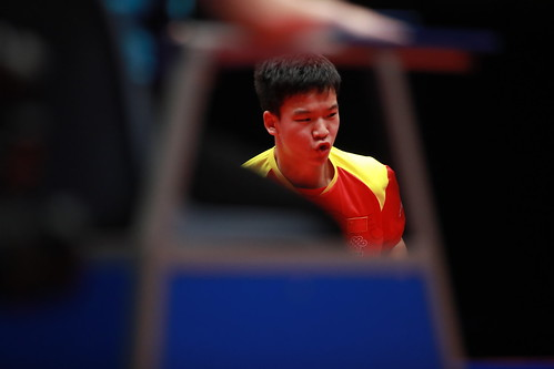 Junior Boys' Teams - Finals at the 2018 World Junior Table Tennis Championships