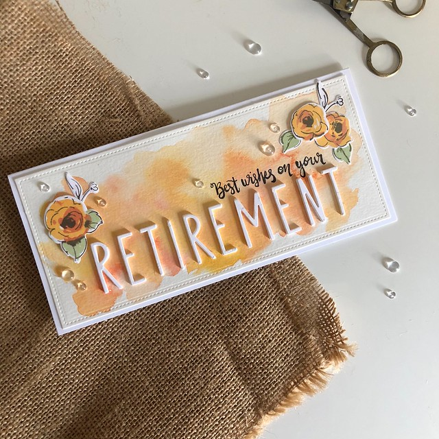 Retirement card