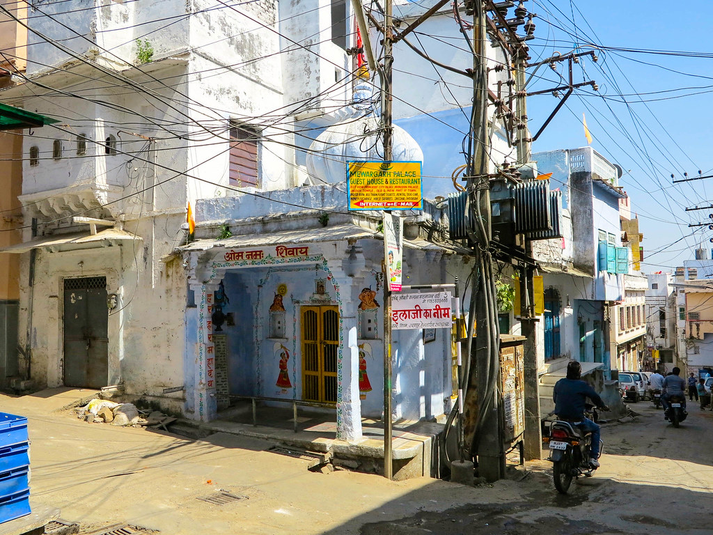 Centro de Udaipur