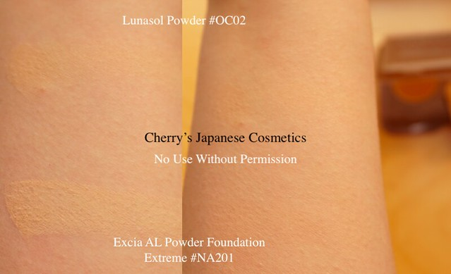 Lunasol Skin Modeling Powder Glow OC2