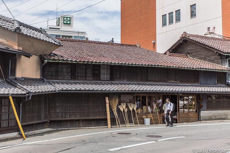 Tienda tradicional Gozaku