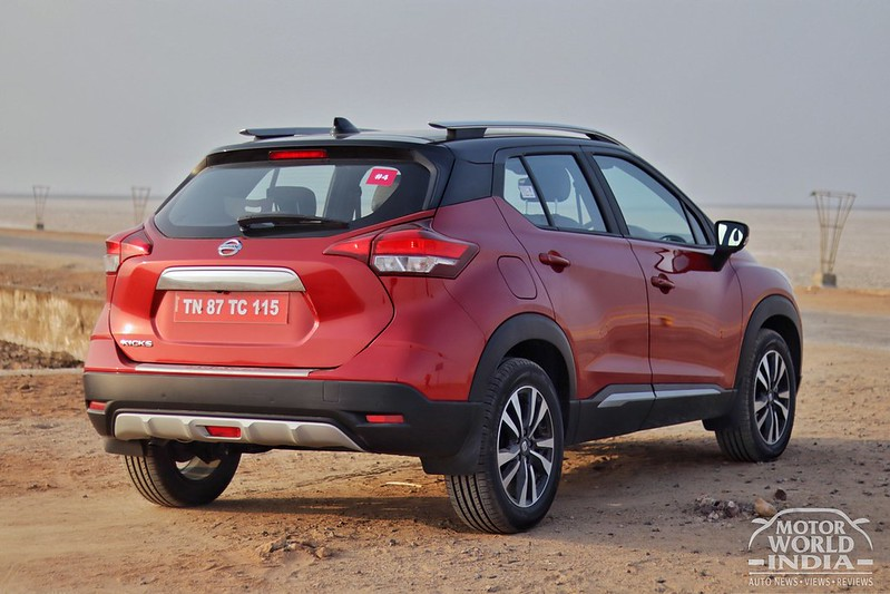 Nissan Kicks Launched In India At Rs 955 Lakh